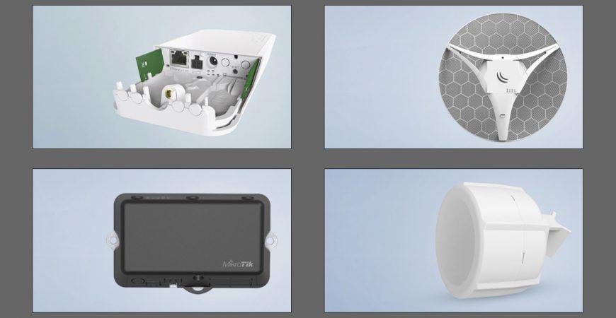LTE opreme sa R11e-4G karticom