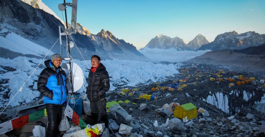 Wi-Fi na Everestu? Moguće je!