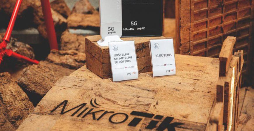 MikroTik i letonski mobilni operater pokreću 5G mrežu